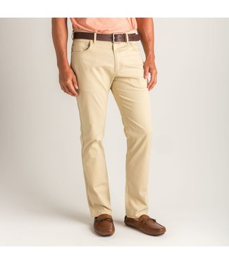 Duck Head 1865 Five-Pocket Pinpoint Canvas Pants