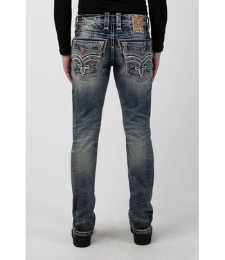 Rock Revival Cypress Alt Straight Fit Jeans