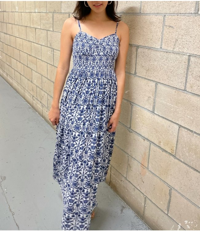 THML Sweetheart Maxi Dress