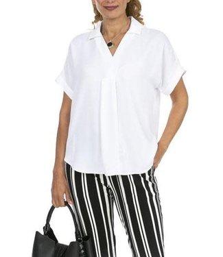 Renuar Renuar Short Sleeve V-Neck Top