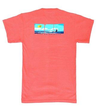 Coastal Cotton Coastal Cotton Kite Surf T-Shirt