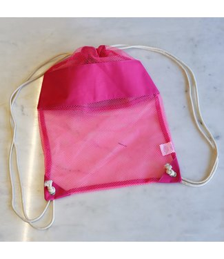 Royal Standard Mesh Drawstring Backpack