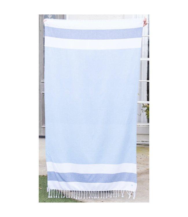 Royal Standard Malibu Fringe Beach Towel