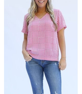 Michelle McDowell Willow Line by Line Top