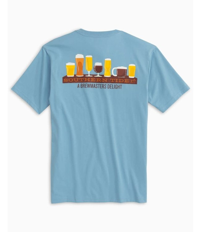 Southern Tide Brewmasters Delight Tee