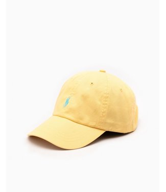 Polo Ralph Lauren Yellow Classic Sport Cap