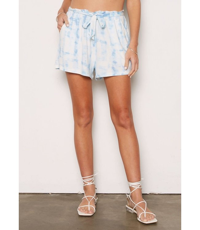 Tart Collections Hanna Tie Dye Shorts