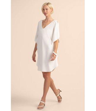 Trina Turk Haipo Sleeveless V-Neck Dress