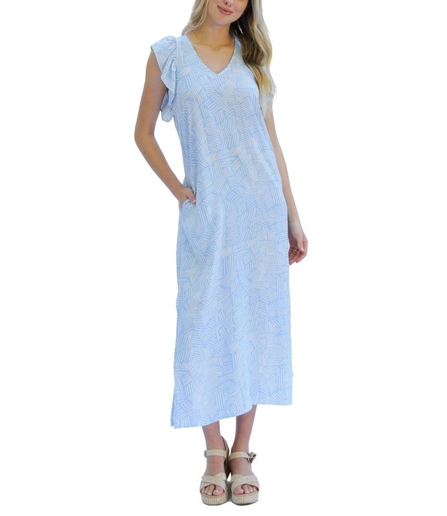 Michelle McDowell Avery Maxi Dress