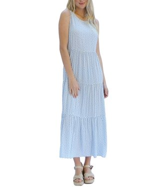 Michelle McDowell Speckled with Love Layne Maxi Dress