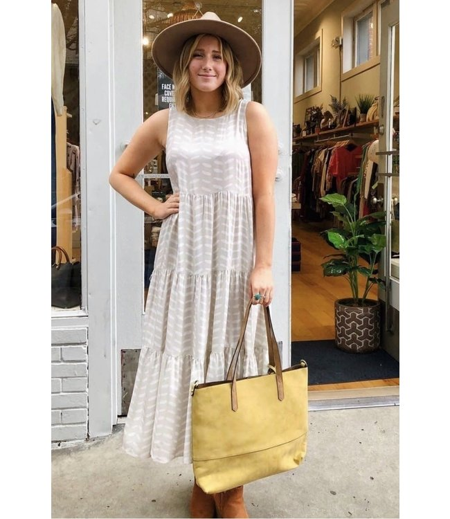 Michelle McDowell Sunset Cruise Layne  Maxi Dress