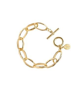 Susan Shaw Campbell Loop Chain Bracelet