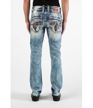 Rock Revival Duke Alternate Straight Cut Jean