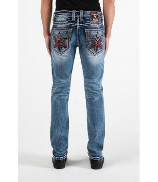 Rock Revival Zinfandel Alternate Straight Fit Jeans