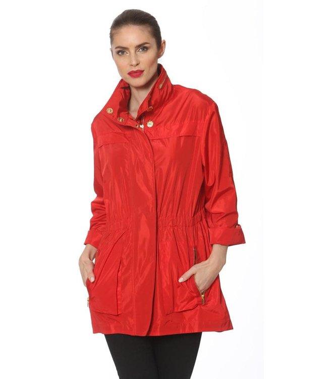 Ciao Milano Tafani Unlined Rain Jacket