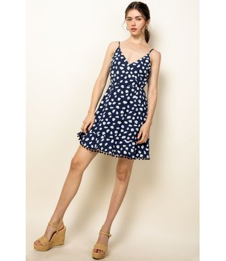 THML THML Spotted Ruffle Dress