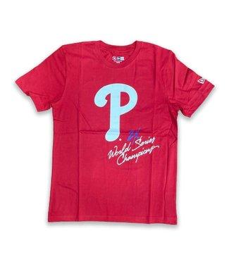New Era Philadelphia Phillies 2x World Series Champions Tee