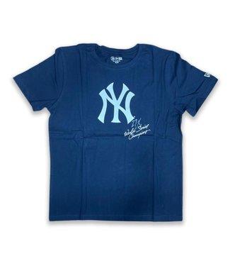 New Era New York Yankees 27x World Series Champions Tee