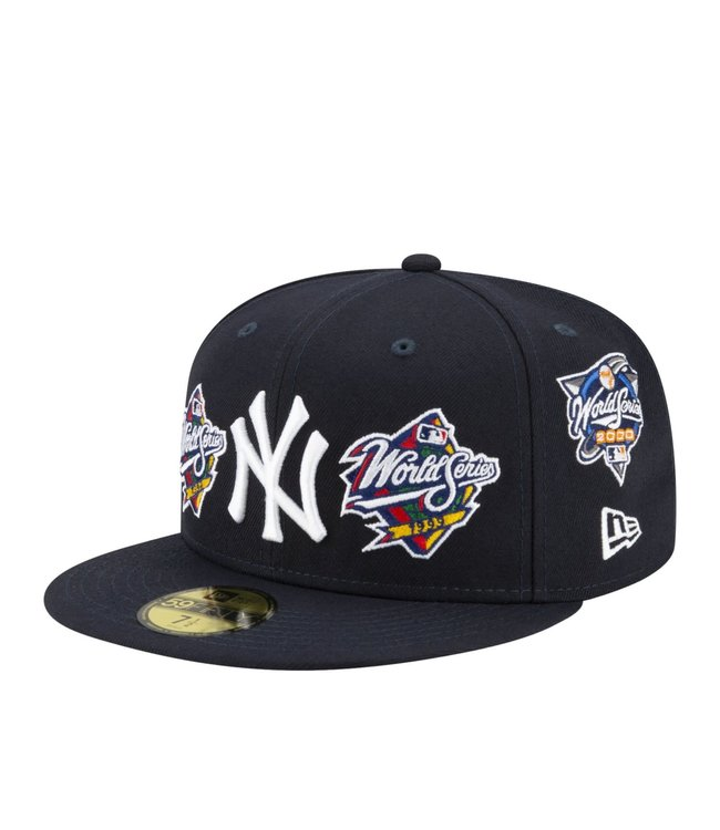 New Era New York Yankees 27x World Series Champions 59Fifty Fitted Cap