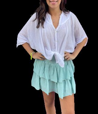 Sofia Roxie Gauze Skirt