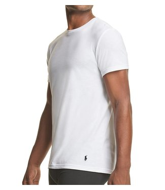 Polo Ralph Lauren 3 Pack Tall Man Stretch Classic Fit Crew T-Shirts