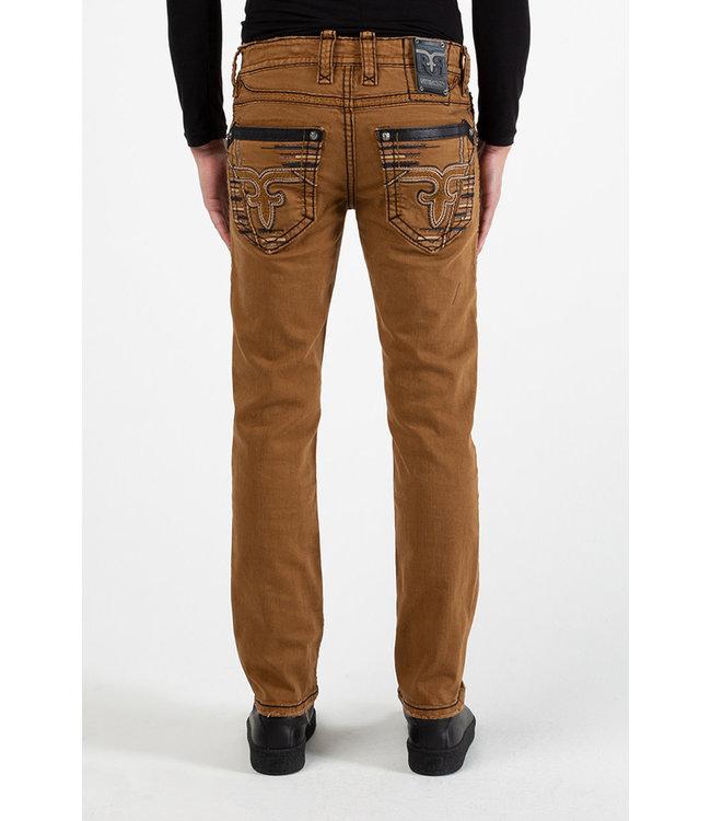 Rock Revival Kliner Alternate Straight Fit Jeans