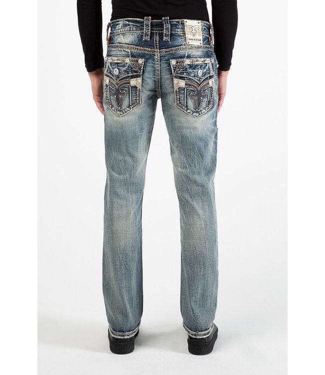 Rock Revival Radford Alternate Straight Fit Jeans