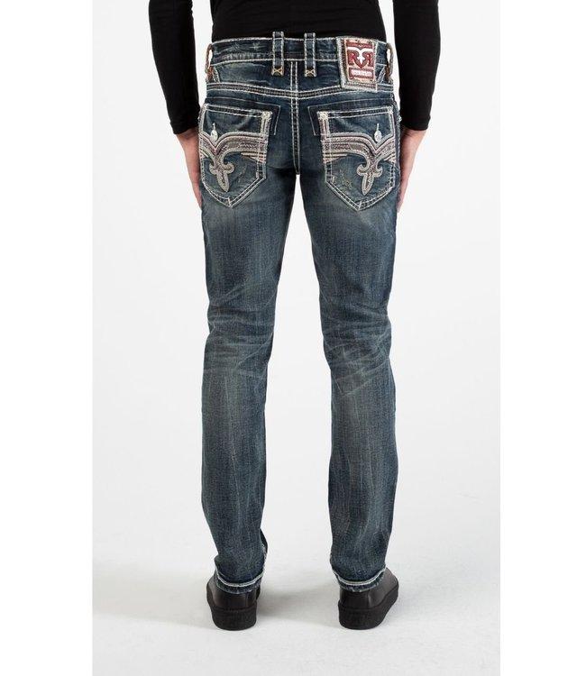 Rock Revival Treetop Alternate Straight Fit Jeans