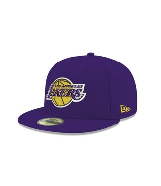 New Era Los Angeles Lakers New Era 59Fifty NBA Fitted Cap