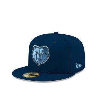 New Era Memphis Grizzlies New Era 59Fifty NBA Fitted Cap