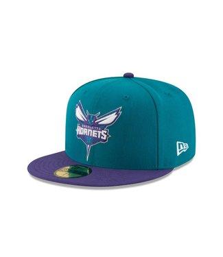 New Era Charlotte Hornets New Era 59Fifty NBA Fitted Cap