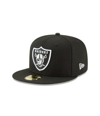 New Era Las Vegas Raiders New Era 59Fifty NFL Fitted Cap