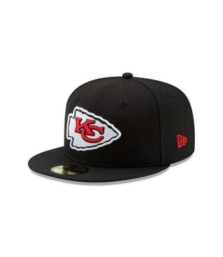 New Era Kansas City Chiefs New Era NFL 59Fifty Fitted Cap