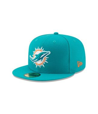 New Era Miami Dolphins New Era 59Fifty NFL Fitted Cap