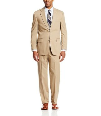 Abraham's Boone Poplin Suit