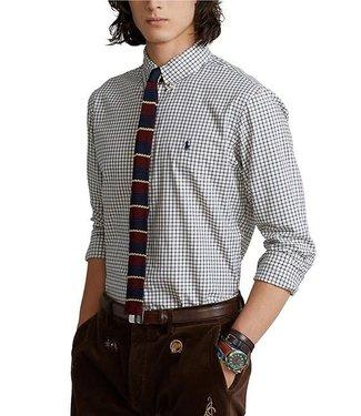 Polo Ralph Lauren Classic Fit Twill Check Sport Shirt
