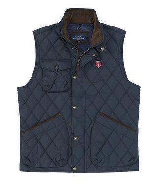 Polo Ralph Lauren Water-Repellent Quilted Beaton Vest
