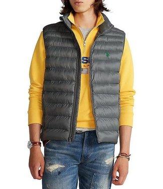 Polo Ralph Lauren Recycled Nylon Packable Down Terra Vest
