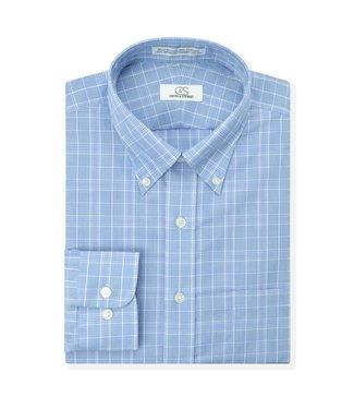 Cooper & Stewart Lawton Glen Plaid Dress Shirt