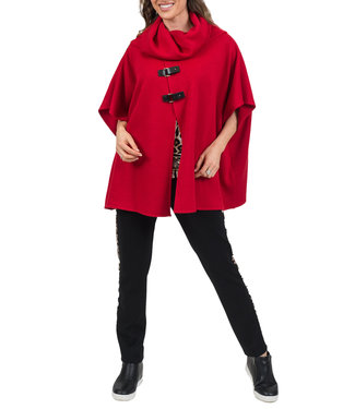 Scapa Buckle Poncho