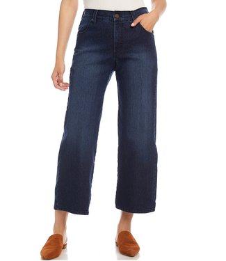 Karen Kane Wide Leg Jeans