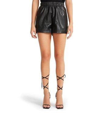 BB Dakota Faux the Record Leather Shorts