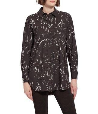 Lysse Printed Schiffer Button Down Shirt