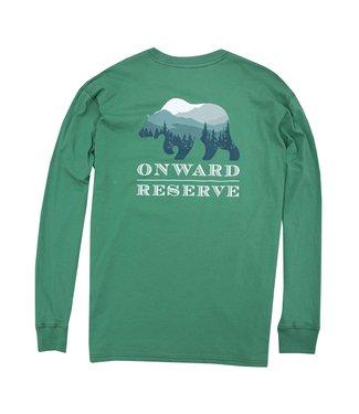Onward Reserve Overlook Bear Long Sleeve T-Shirt