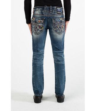 Rock Revival Brayen Alternate Straight Fit Jeans