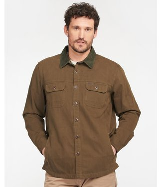 Barbour Catbell Overshirt Jacket