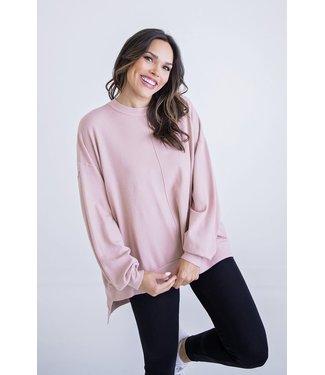 Karlie Karlie Oversized Tunic Sweater