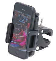 Motorcycle Handlebar Clip On Cell Phone Mount #AC0645CELL
