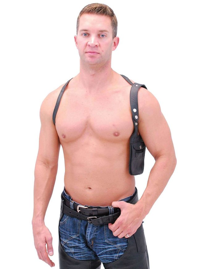 Leather Wallet Holster #WH354