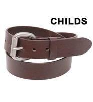 CHILDREN'S LEATHER BELT - SPECIAL #BT000KIDS